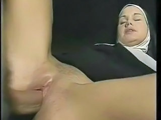 Video from: tnaflix | Nun Fucking