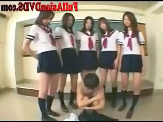 Asian Femdom Japanese Asian Teen Classroom Japanese School