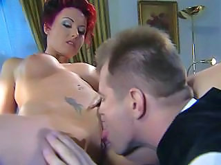 Licking MILF Close up Hotel