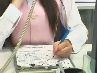 Asian Office Secretary Toy Asian
