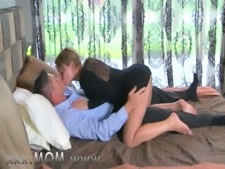 Kissing MILF