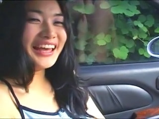 Korean Car Asian Asian Teen Car Teen Korean Teen