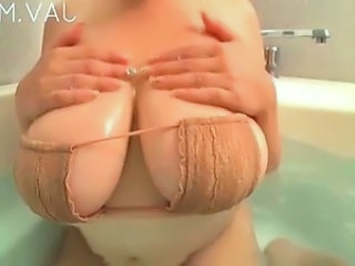 Bathroom Big Tits Bikini Asian Big Tits Bathroom Bathroom Tits