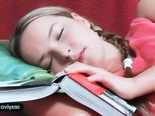 Amazing European Sleeping European Sleeping Teen
