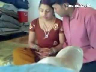Indian desi Bhabhi getting shared with customers by dirty mother in law free