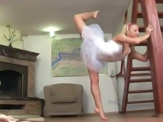 Flexible European Teen Flexible Teen Teen Pussy