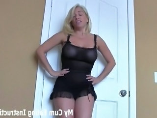 Eat your cum for spying on my CEI
