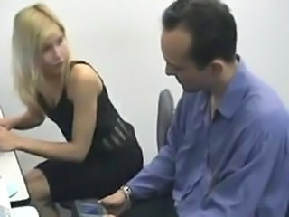 Office Brazilian Latina Anal Teen Blonde Anal Blonde Teen