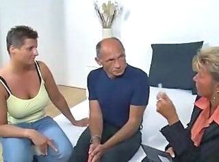 German Threesome Older German Mature Mature Threesome Older Man