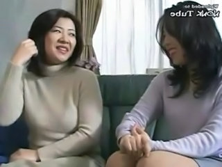 Japanese Mom Fucks Daughters Bo ... free