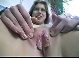 Hairy Milf Toying and Shaved _: fingering hairy masturbation milfs toys