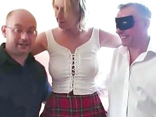Older Cuckold Threesome Threesome Amateur