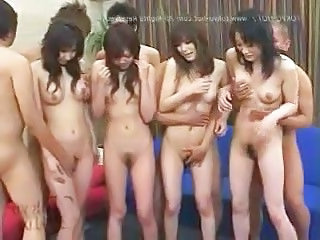 A Lovely Japanese Orgy