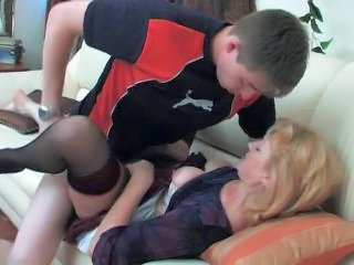 Old And Young Mom Clothed Mature Stockings Mature Young Boy Old And Young