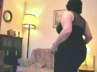 Dancing BBW Homemade Bbw Amateur Bbw Mature Homemade Mature