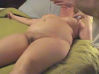 Chubby wife massage