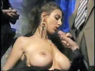 European Italian Natural Blowjob Babe Busty Babe European