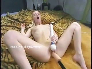 Machine Solo Masturbating Babe Masturbating Blonde Teen Masturbating Babe