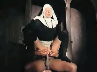 Nun Uniform Big Cock