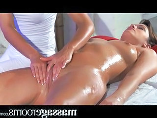 Lesbian Massage Oiled Beautiful Ass Beautiful Brunette Beautiful Teen