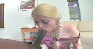 Big Cock Pigtail Blowjob Big Cock Blowjob Big Cock Teen Blonde Teen