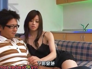 Handjob  Teacher Handjob Asian Japanese Milf Japanese Teacher