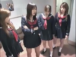 School Uniform Slave Asian Teen Domination School Teen
