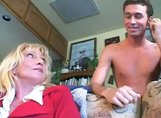 Mom Mature Blonde Old And Young