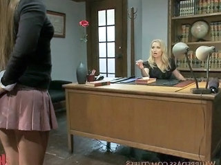 Student Femdom School First Time Milf Lesbian School Teacher