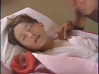 Asian Babe Getting Her Tits Massaged