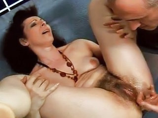 Video from: redtube | Hairy Granny Anal Squirter