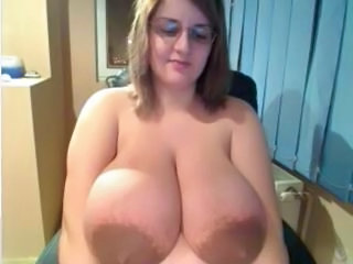 Massive tits on webcam...