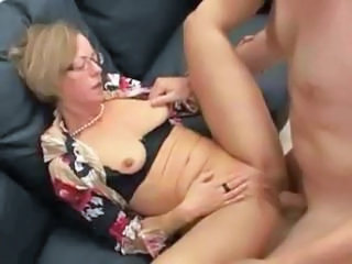 Mature Milf Facialed...