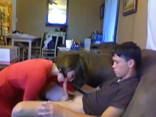 Amateur couple on webcam...