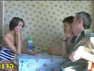 Russian Cuckold Girlfriend