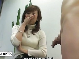 Subtitled Japan Cfnm Orgy Story Erection