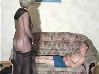 Mom Old And Young Amateur Mature Stockings  Old And Young