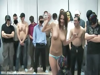 Gangbang Amateur European Amateur Teen Bus + Teen Czech