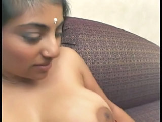 Beautiful Indian Girl With A Great Ass Sucks Dick And Gets Drilled