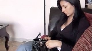 MILF Brunette Dirty Italian Milf