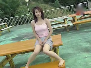 Asian Outdoor Teen Asian Teen Outdoor Outdoor Teen