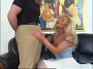 German Mature Pornstar German Mature