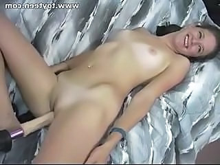 Machine Shaved Teen Drilled Teen Pussy Teen Shaved