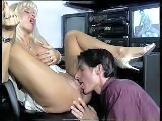 European German Licking German Milf