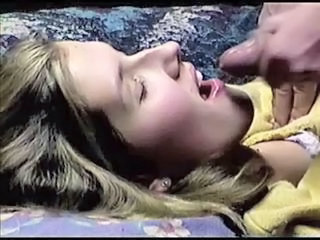 Cumshot Cute Swallow Blonde Facial Blonde Teen Cumshot Teen
