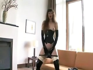 BDSM Latex...