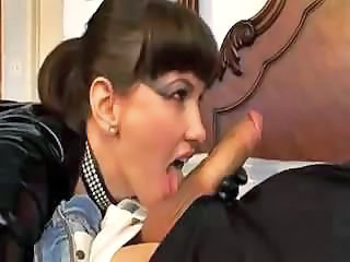 Mom Latex Blowjob Mother