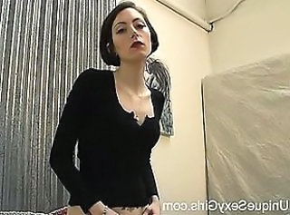 Bizarre mature amateur milf babe spreads her pussy for extreme pissing fetish