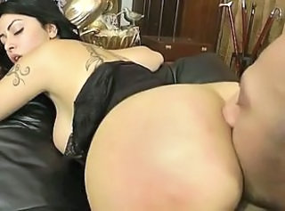 Italian Tattoo Ass Ass Licking European Italian