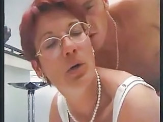 French Redhead Mom French Mature Glasses Mature Hardcore Mature